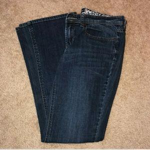 Size 8 a.n.a Modern Boot Cut Jeans